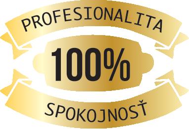 Ikona profesionalita a spokojnosť
